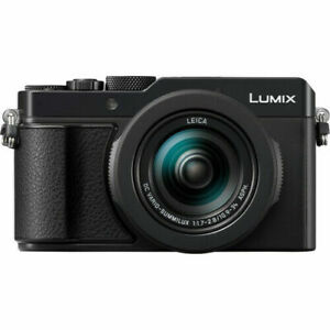 Panasonic Lumix DC-LX100 II Digital Camera DC-LX100M2