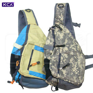 Sling Pack for Fly Fishing with Tippet Holder fishing vest tackle bags