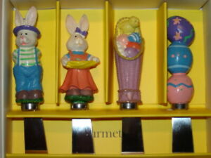 Easter Cheese Spreaders