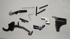 SMITH & WESSON SW40VE SIGMA .40S&W TRIGGER ASSEMBLY EJECTOR MAG RELEASE RELEA