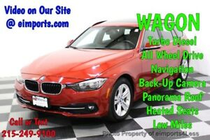 2016 3-Series CERTIFIED 328d xDrive AWD Sport NAV CAM PANO Call Now to Buy Now NATIONWIDE SHIPPING AVAILABLE competitive financing