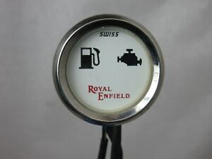 Royal Enfield Classic Bullet 500 Used Check Engine Fuel Level Guage Indicator