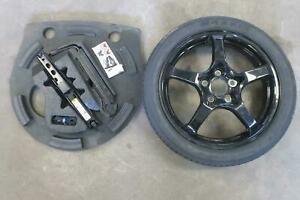 2008-2013 CADILLAC CTS Wheel & Tool Set 18x4 compact spare OEM 2009