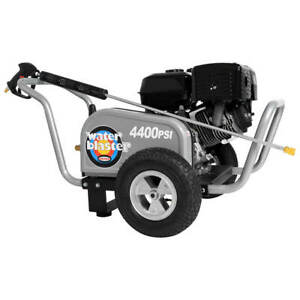 SIMPSON WB60824 4400-Psi 4.0-Gpm Gas Pressure Washer By SIMPSON - 60824