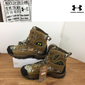 Under Armour Speed Freek Bozeman APX Hiking Hunting Boots 1250115 946 Men's 11