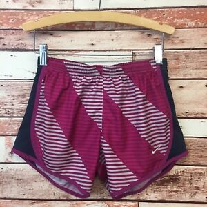 Nike Girl's Dri-FIT Stay Cool Running Shorts. Size Large.