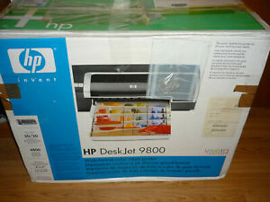 BRAND NEW HP DESKJET 9800 PRINTER