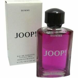 Joop! Cologne by Joop 4.2 oz EDT Spray for Men TESTER NEW IN BOX
