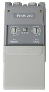 ProMed Specialties TENS Unit ProM-200 2-Channel - 1 Count