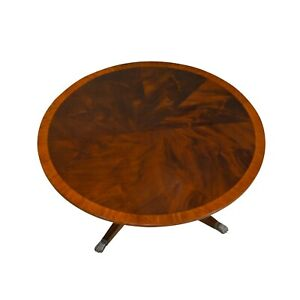 NSI207 Niagara Furniture Round Cocktail Table Round Coffee Table