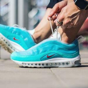 Nike Air Max 97 Shanghai Kaleidoscope Air Blue Size 8-12 Mens Shoes CI1508-400