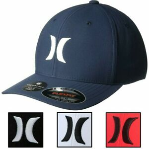 Hurley Mens Dri FIT One and Only Flex Fit Hat Cap $28.00