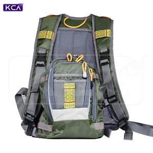 Fly Fishing Chest Pack with Backpack 3 in 1 Multi function Fishing Bag