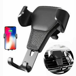 Gravity Car Mount Air Vent Phone Holder for iPhone X XR XS Max Samsung S10 Note9 $5.99