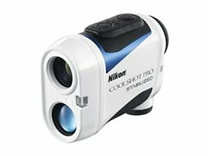 Nikon Laser Rangefinder For Golf Coolshot Pro Stabilized