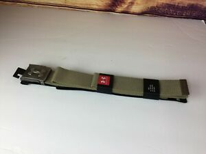 Under Armour Golf Belt One Size Fits All Tan Brown NEW $28.99