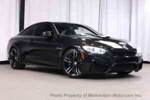 2016 BMW M4  CARBON FIBER INTERIOR TRIM EXECUTIVE PACKAGE DRIVER ASSISTANCE PLUS 2 dr Coupe