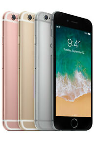 New in Box Apple iPhone 6 64GB GSM Unlocked Space Gray  Silver  Gold