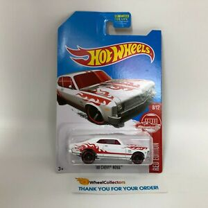 '68 Chevy Nova * White Target Only * 2017 Hot Wheels * ZA17