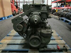 GOV'T REMANUFACTURED LISTER PETTER ONAN DN2 DIESEL ENGINE