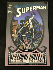 Superman Speeding Bullets (DC 1993) Softcover Elseworlds - Free Shipping!