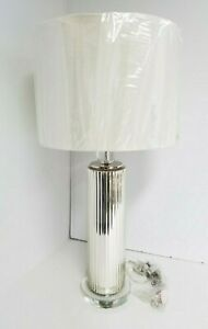 Cyan Design Astra Nickel Table Lamp 08521