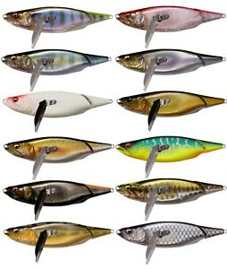 Megabass i-WING 135 Winged Topwater Lure Bass Muskie & Murray Cod Surface Lure