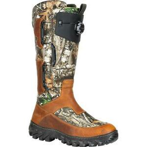 Rocky King Snake BOA Fit System Waterproof Snake Boot