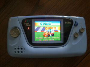 Sega Game Gear Handheld Console  upgrade 3.5 TFT