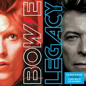 DAVID BOWIE * 20 Greatest Hits * NEW CD  * All Original Versions * LEGACY