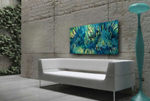 Modern Art Abstract CONTEMPORARY Giclee Canvas Print Michael Lang Painting Decor $239.00