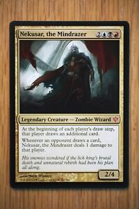 Nekusar the Mindrazer  Commander 2013 *LP NM Light Play* (English Magic  MTG)