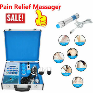 Electromagnetic Neck Massager Pulse Wireless Physiotherapy Multi-Functional
