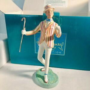Disney Collections Mary Poppins quot; Feeling Grandquot; Bert . New with COA $219.00