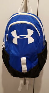 KID'S UNDER ARMOUR FRY BACKPACK BAG BLUE MINI SMALL NYLON
