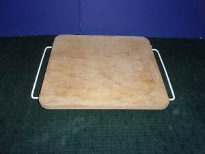 Square Cutting Board with Wire Handles $1.99