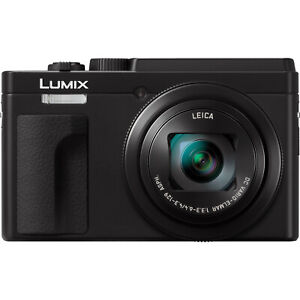 Panasonic Lumix DC-ZS80 4K Wi-Fi Digital Camera (Black)