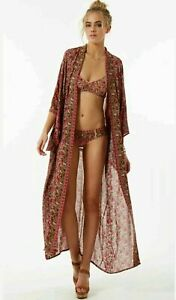 Spell and the Gypsy Collective Kombi Kimono Spice w Tie