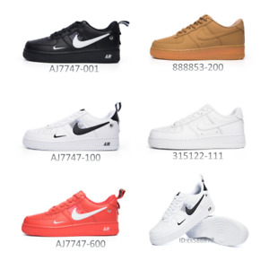 NEW Air Force 1 07 LV8 AF1 One Low QS Women Men Sneakers Shoes Pick 1 #16