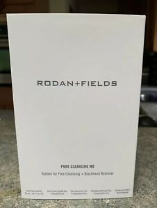 Rodan + Fields NEW! PORE CLEANSING SYSTEM MD!! Cleans Pores & Removes Blackheads