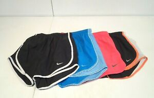 Lot of 4 Nike Women's Shorts Size XS Lined Dri-Fit Running Athletic Extra Small
