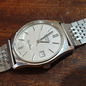 Mens vintage Rotary San Marco Swiss watch,6 jewels FHF ESA mov.,33 MM,working