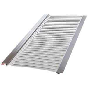 20 Pack Gutter Guard Protection 4 ft. 5 in. Micro Mesh Stainless Steel Protect $193.95