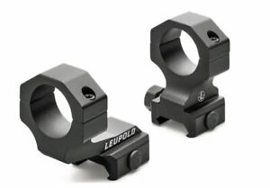 Leupold Mark 2 IMS 2-Piece Flat Top Matte Scope Mount USA Made - Fast Shipping