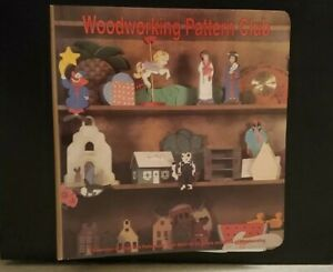 Woodworking Pattern Club Book 60 Wood patterns Binder Craft Projects