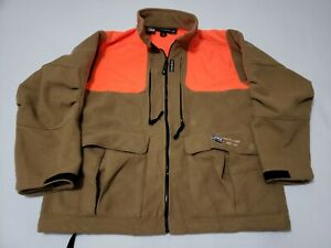 Rivers West Mens Jacket Upland Hydro2 Power Lock H2P Fleece magnetic pockets XL