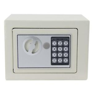 9quot; Electronic Digital Safe Box Keypad Lock Home Security Office Wall Cabinet $23.45