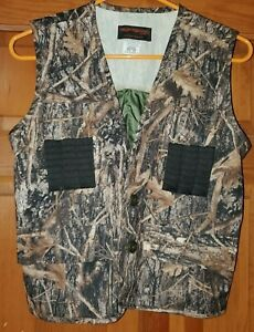True Timber Camo Youth Hunting Vest 1012
