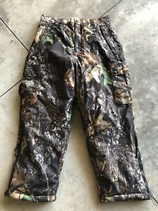Men's Herter's Hunting Coat insulated waterproof Pants - camouflage - Size M