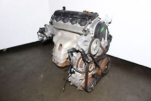2001 2005 HONDA CIVIC 1.7L ENGINE JDM D17A SOHC VTEC